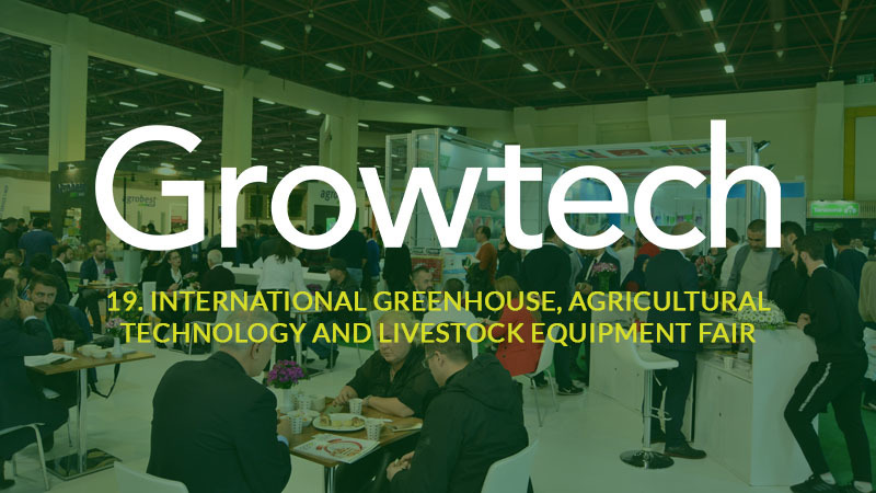 Growtech Fair 2019 Has Started!