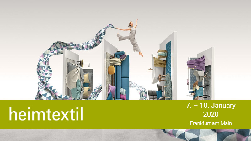 Heimtextil International Trade Fair For Home And Contract Textiles